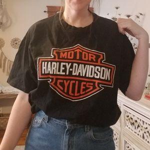 90's Vintage Harley-Davidson Motorcycles Tee